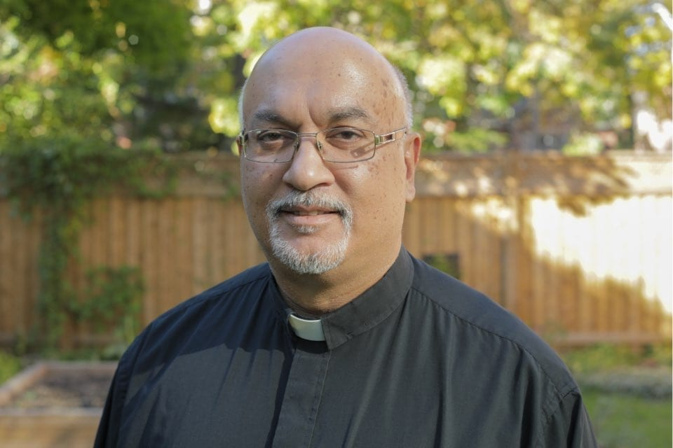 Fr Daryl Miranda, SJ Picture