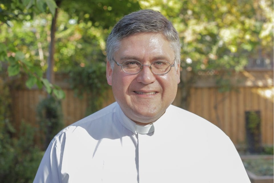 Fr John Sullivan, SJ Picture