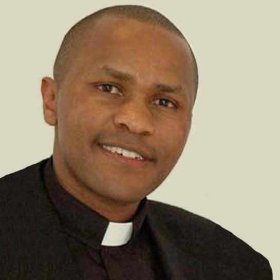 Fr. William Mbugua, S.J. Picture